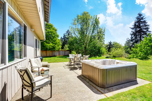 Hot Tub Removal in Leland, Wilmington, Hampstead