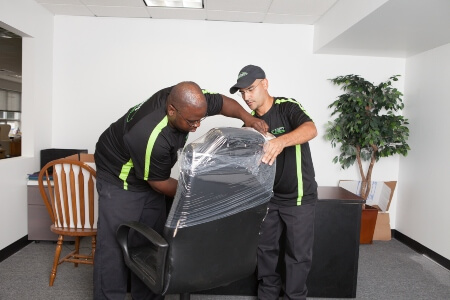 Office Furniture Moving in Wilmington, Leland, Hampstead